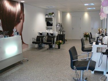 Interieur Purdey's Hairstyling