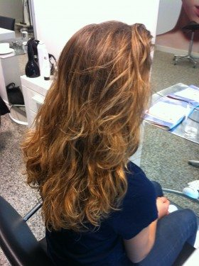 Haarkleuring Balayage